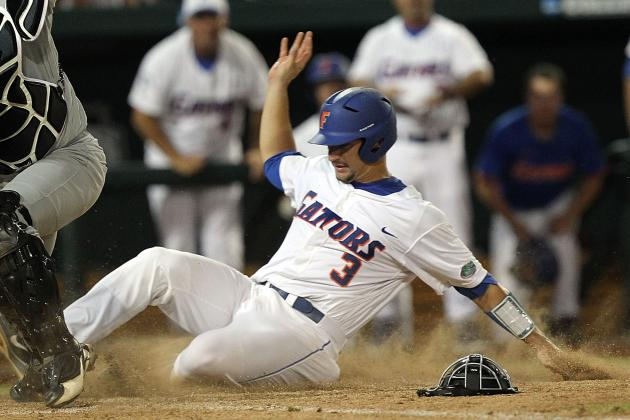 2012 MLB Draft: Should the Mets Pressure Josh Thole and Draft UF's Mike Zunino?