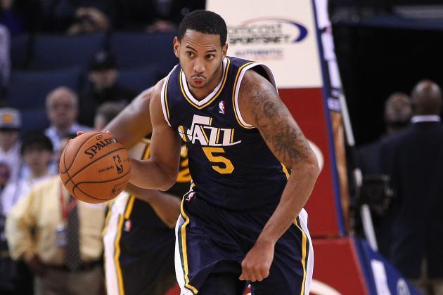 Utah Jazz: Devin Harris Looks Alive Again, Will It Be Enough?