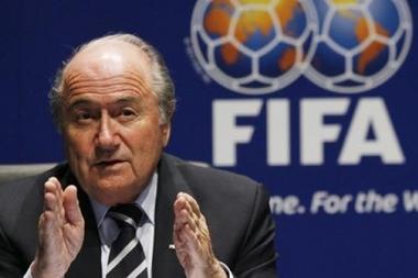 FIFA President Blatter: