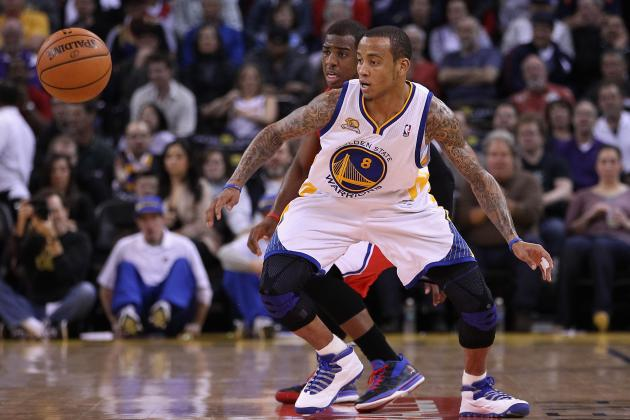 NBA Trade Rumors: Why Golden State Warriors Won't Be Able to Move Monta Ellis