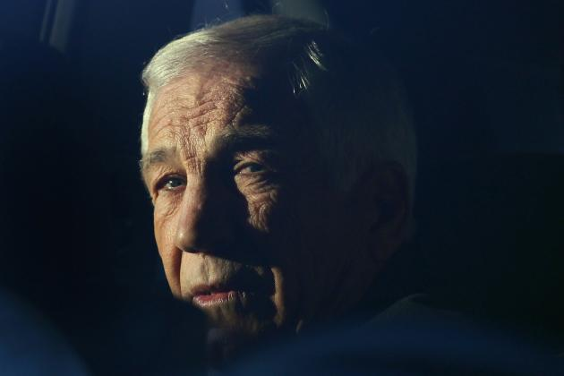 Jerry Sandusky Scandal: Prosecutors Release Ugly Details of Awful Case