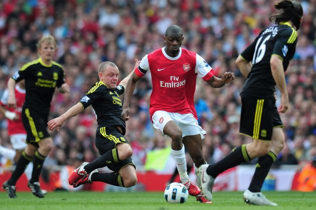 Arsenal Breaking News: Abou Diaby Returns, Arsene Wenger Wins an Award