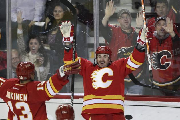 Calgary Flames: With Expectation Comes Production
