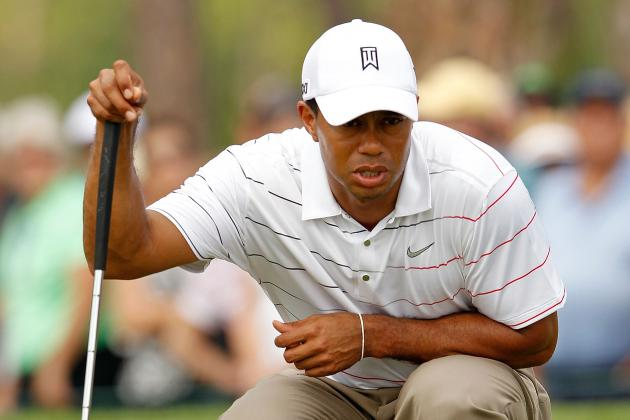 Tiger Woods Honda Classic: Day 2 Score Is a Sign That Tiger Is on the Prowl