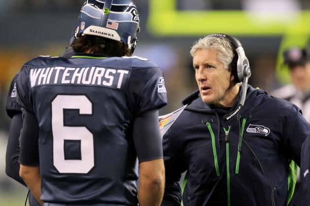 Seattle Seahawks: Can You Trust Pete Carroll with the Quarterback Decision?