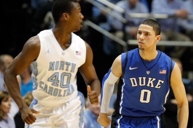North Carolina vs. Duke: TV Schedule, Live Stream, Spread Info and More