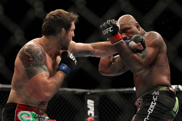 Rampage Jackson Says He Used Testosterone Replacement Therapy Prior to UFC 144