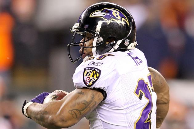 Baltimore Ravens Use Franchise Tag on Ray Rice; What's Next for Ben Grubbs?