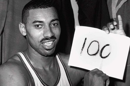 Wilt Chamberlain's 100-Point Record and Other Unreachable Milestones