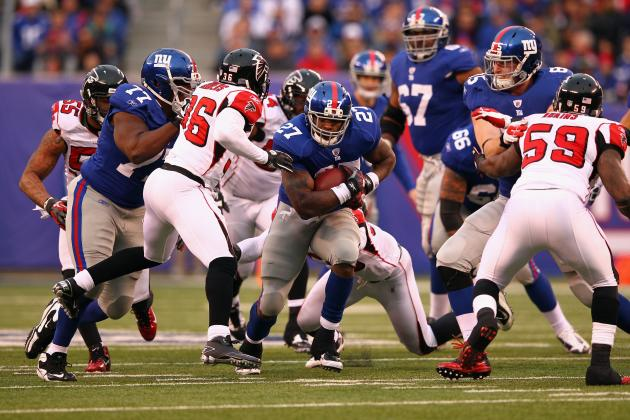 NY Giants Need to Release Brandon Jacobs and Look to the Draft