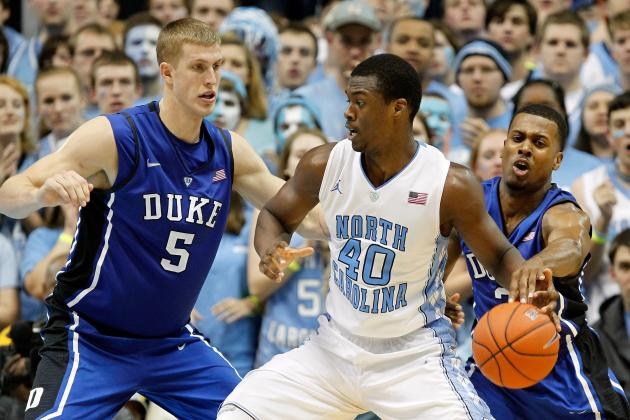 North Carolina vs. Duke: Tar Heels Must Avenge Home-Court Loss at Blue Devils