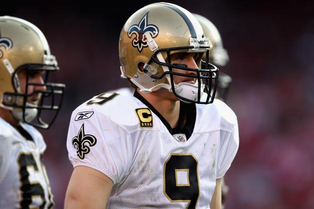 New Orleans Saints Quarterback Drew Brees Stupid to Turn Down Mega-Contract