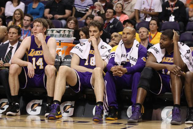 NBA Trade Rumors: Don't Expect the Lakers to Trade for Superstar