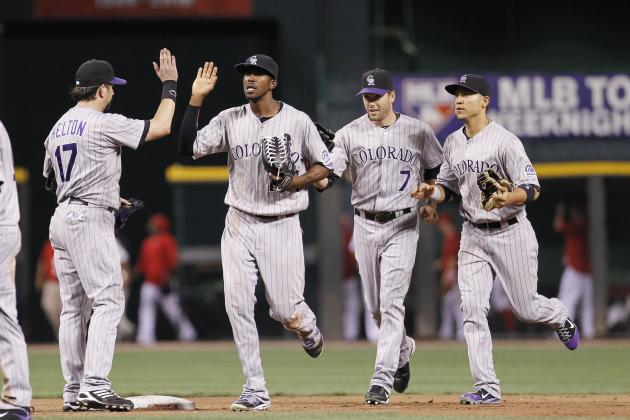 2012 NL West Preview: Colorado Rockies Look to Get Back to Their Winning Ways