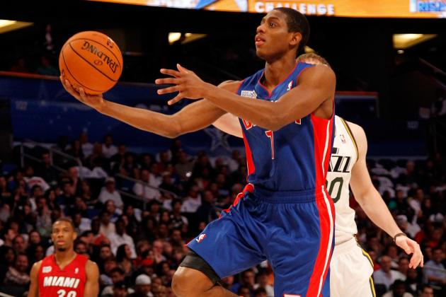 Detroit Pistons Brandon Knight: The Team's Next Great Point Guard?