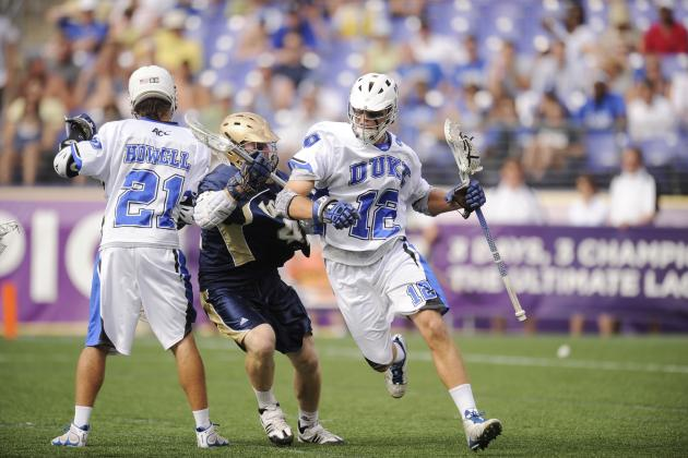 NCAA Lacrosse:  College Lacrosse Needs a Shot Clock
