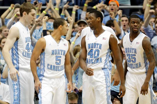 UNC vs. Duke: Saturday's Game Will Prove Tar Heels Are ACC's Top Seed