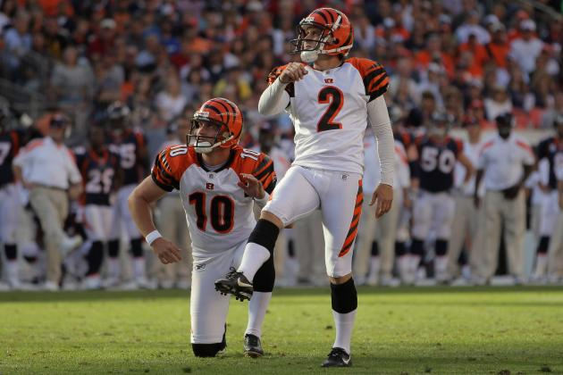 Bengals Tag Mike Nugent: How the Move Changes the Bengals' Offseason Strategy