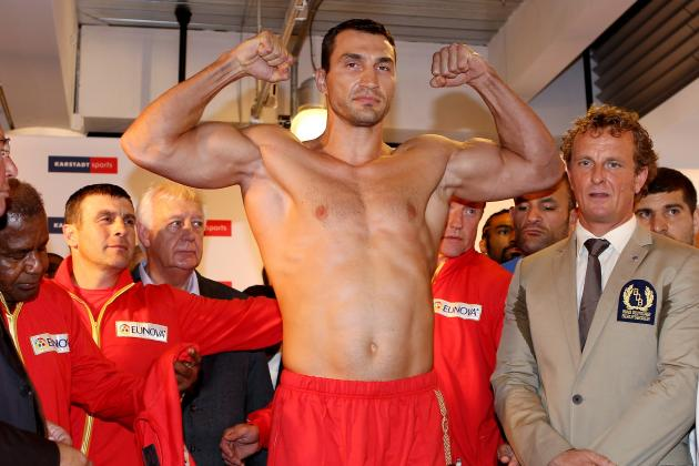 Klitschko vs. Mormeck: Wladimir's Extra Weight Will End the Night Early