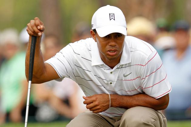 Tiger Woods: What He Should Learn from Kobe Bryant
