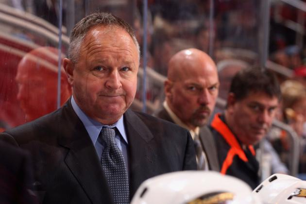 Toronto Maple Leafs Fire Ron Wilson and Bring in Randy Carlyle