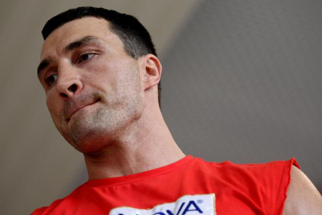 Klitschko vs. Mormeck: Wladimir Klitschko Will Enjoy an Easy Victory