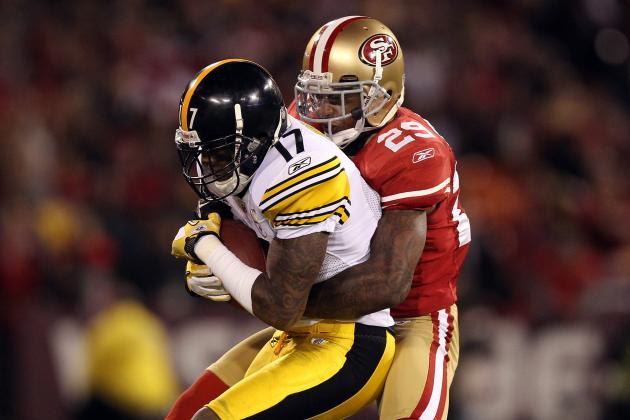 Pittsburgh Steelers Tender Mike Wallace, Could 49ers Make a Splash?
