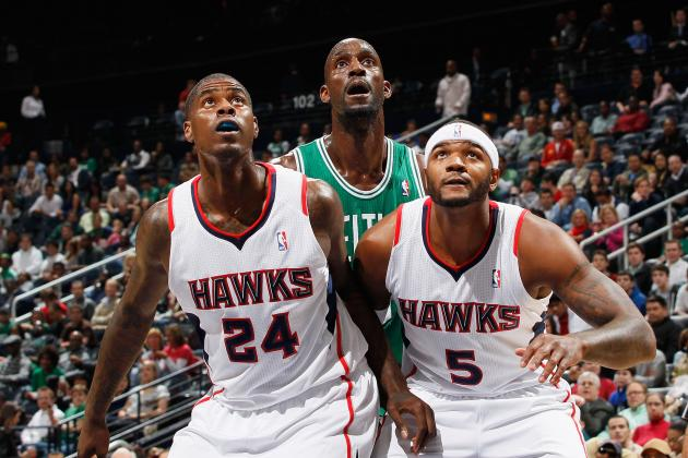 Will the Boston Celtics Target Josh Smith Amongst Others at the Trade Deadline?