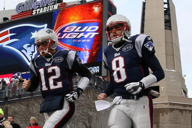 2012 NFL Free Agency: What Will the Patriots Do with QB Brian Hoyer?