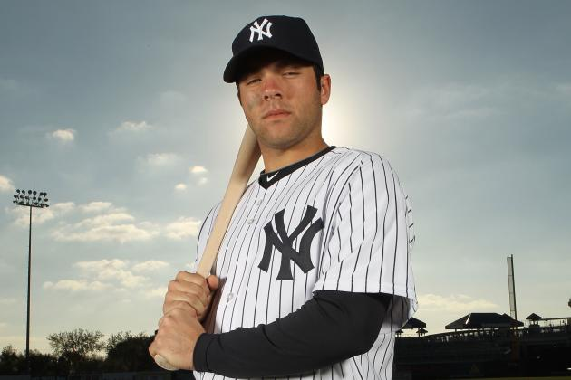 MLB Spring Training 2012: Austin Romine Still out with Back Inflammation