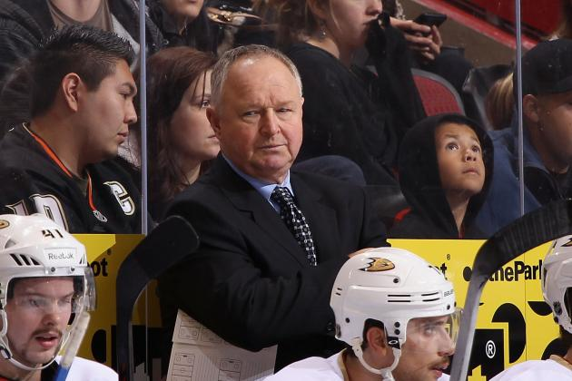 Can the Maple Leafs Make the Playoffs with Randy Carlyle Behind the Bench?