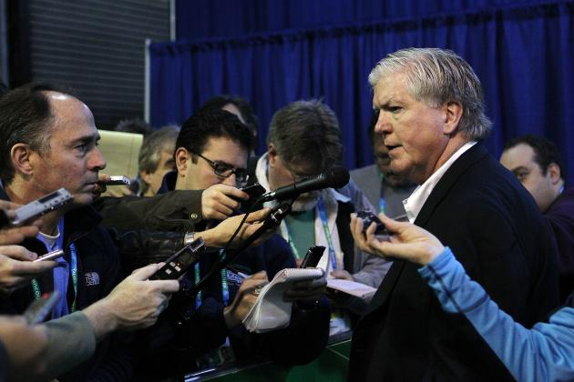 Toronto Maple Leafs: The Firing of Wilson Opens GM Burke to New Criticisms