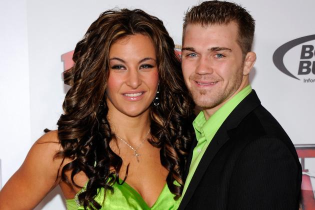 Miesha Tate's Boyfriend Makes Stupid Twitter Comments Toward Ronda Rousey