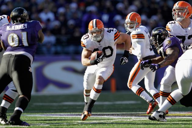 Peyton Hillis Will Not Retire To Join the CIA