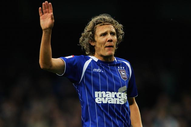 Ipswich Town: Jimmy Bullard's Drinking Binge May Leave Him Without a Club