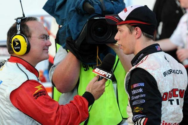 ESPN's Dr. Jerry Punch: Are NASCAR Drivers Athletes?