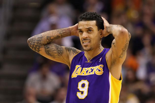 Los Angeles Lakers: Matt Barnes Should Be Starting over Metta World Peace