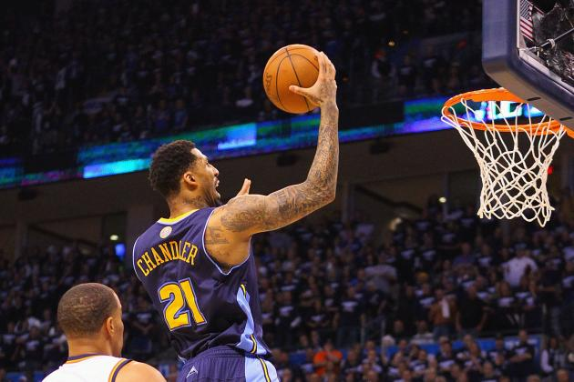 NBA Rumors: Wilson Chandler Would Be Wise to Sit out Season