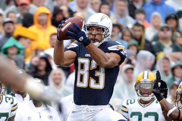 San Diego Chargers:  Will Vincent Jackson Be Franchise-Tagged?
