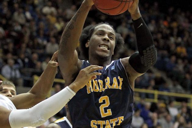 Murray State Survives Scare from TSU, Wins OVC