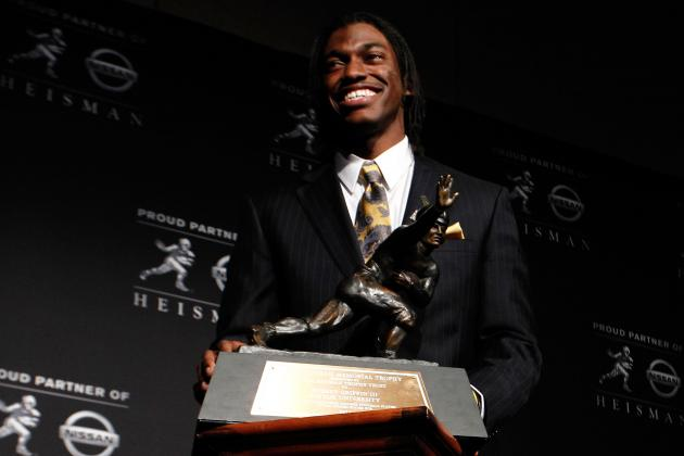 Cleveland Browns: Why the Browns Cannot Let Robert Griffin III Escape