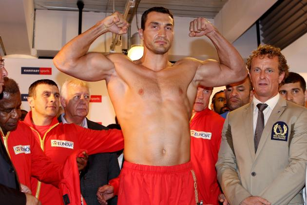 Wladimir Klitschko KOs Jean-Marc Mormeck in Easy Win