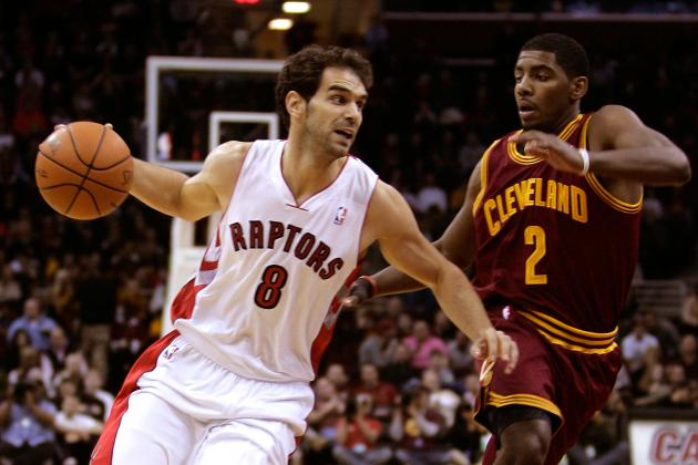 Why Toronto Raptors Should Not Trade Jose Calderon