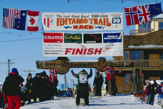 Iditarod 2012 Results: Standings, Latest Updates, Analysis and More