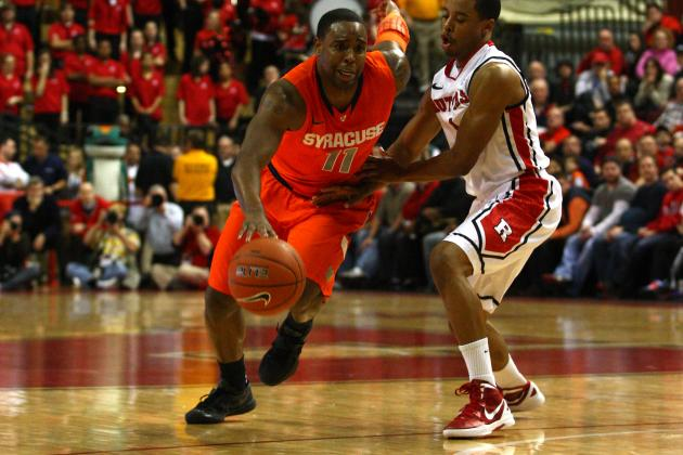 Syracuse Finishes Undefeated at Home; Can the Orange Win out the Postseason?