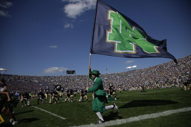 Notre Dame Football: Why NBC's Contract with ND Is Detrimental to Both Sides