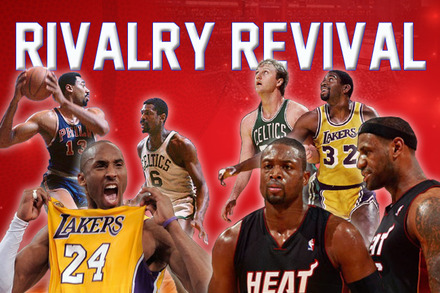 Celebrate the New Golden Age of NBA Rivalries