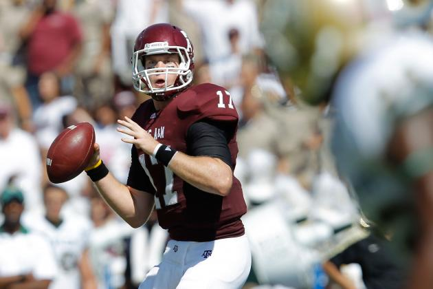 2012 NFL Mock Draft: Where Do Miami Dolphins Stand on QB Ryan Tannehill?