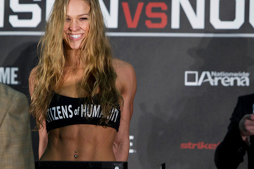 Strikeforce Results: Can Ronda Rousey Carry Women's MMA?
