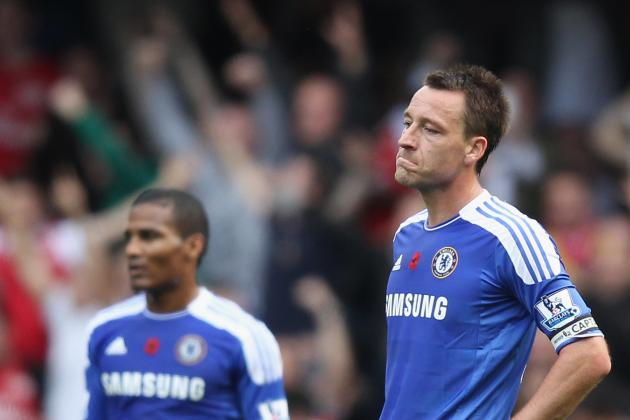 Chelsea: Villas-Boas Made the Scapegoat for Golden Generation's Failings